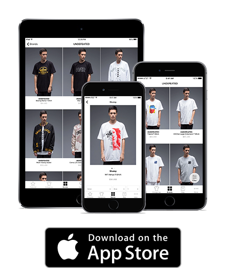 HBX App available on App Store